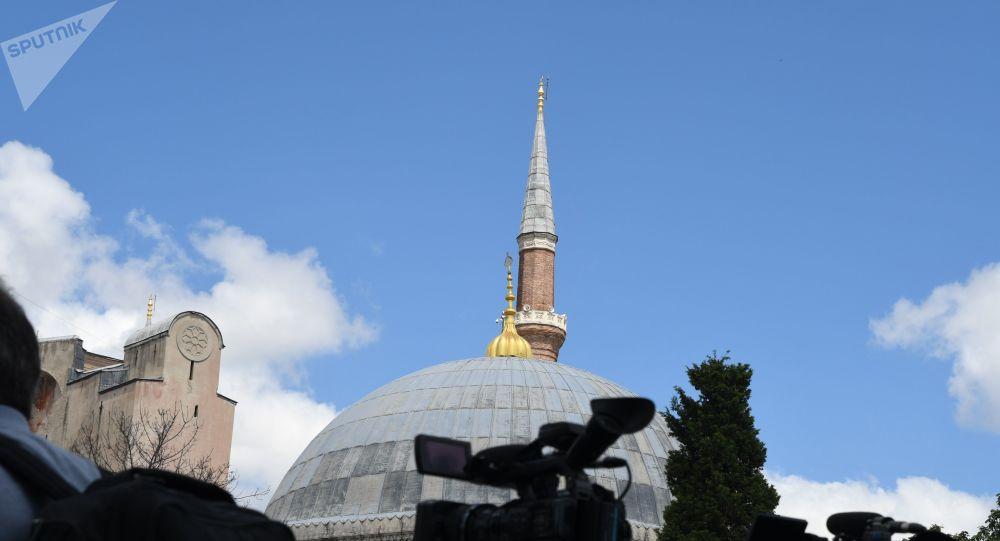 土耳其最高行政法院推翻有关将圣索菲亚教堂改为博物馆的决定