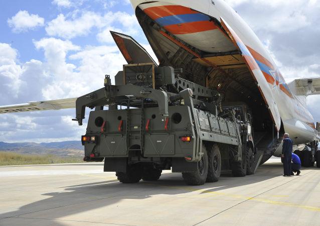 必要时土将使用S-400防空系统