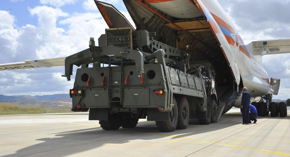 俄罗斯S-400防空系统