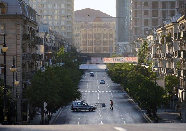 巴库(阿塞拜疆首都)