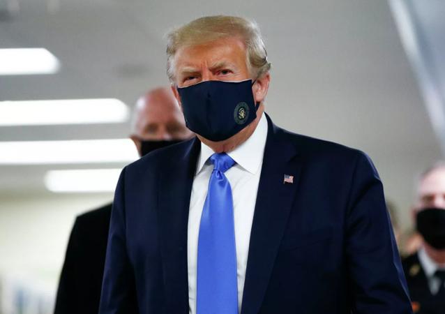 美国消息人士称特朗普状况令人担忧