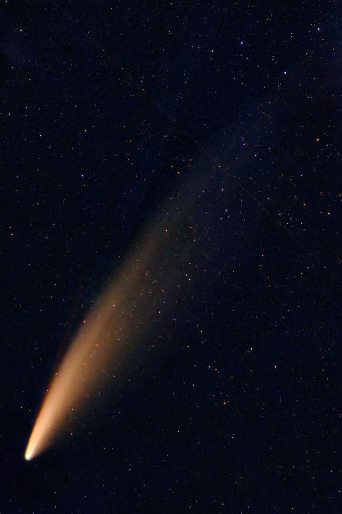 天空中最明亮、最罕见的彗星—NEOWISE