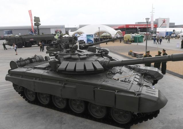 T-80坦克