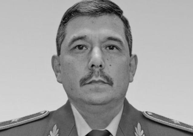 哈萨克斯坦副防长因新冠肺炎逝世