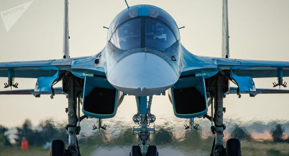 俄罗斯苏-34轰炸机被认定适合在北极战斗值勤