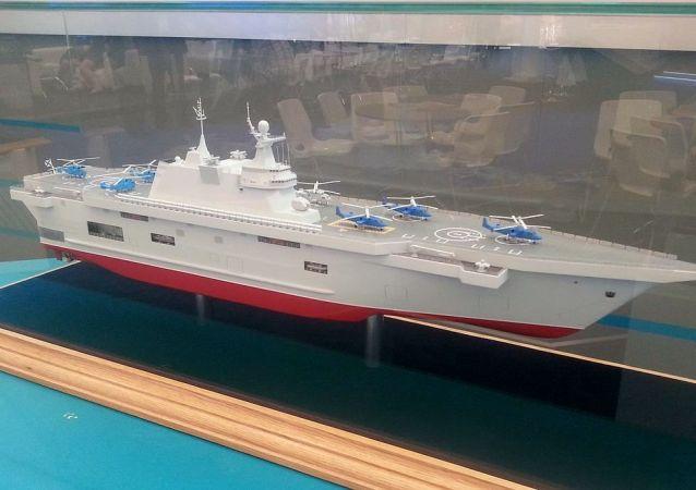 23900型通用登陆舰
