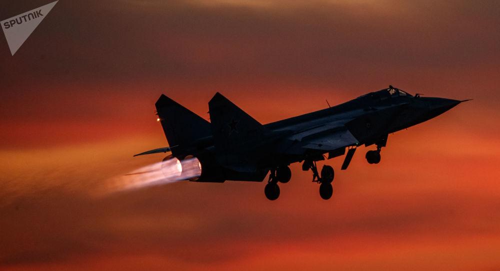 俄国防部:俄战机升空巴伦支海拦截挪威军机