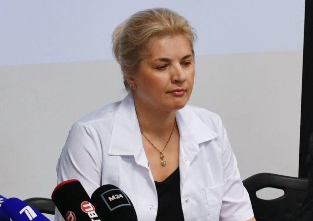 叶连娜∙斯莫利亚尔丘克
