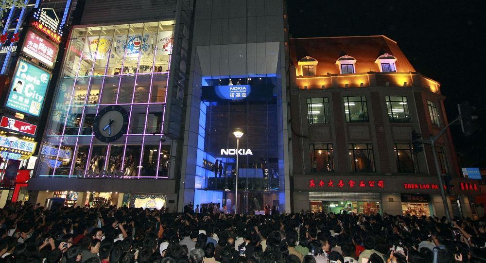 诺基亚公司不打算退出中国市场