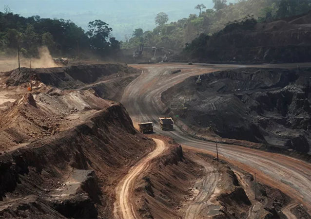 澳大利亚铁矿