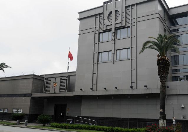 美国要求中国关闭休斯敦总领馆