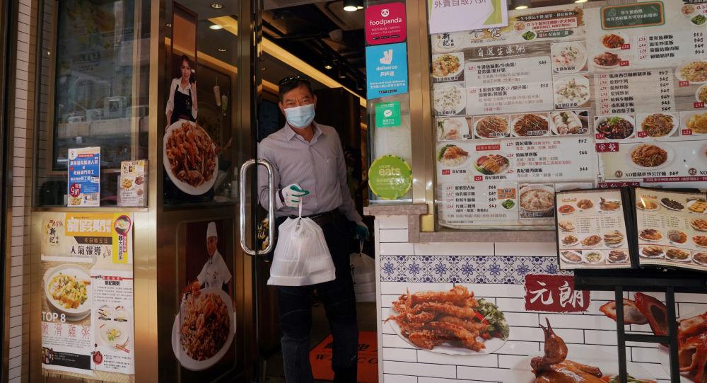 """媒体:首支""""内地核酸检测支援队""""奔赴香港"""