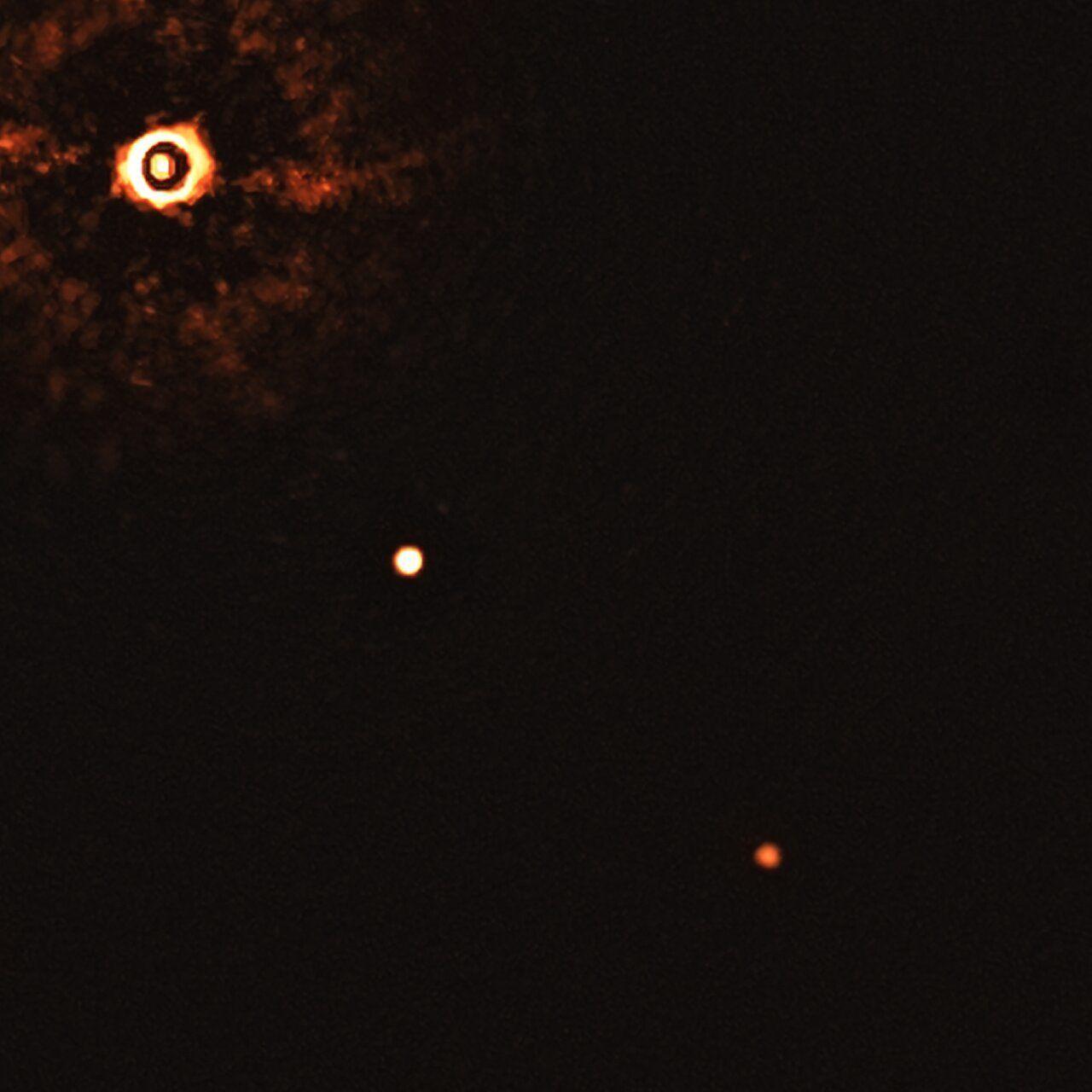 天文学家拍下类似太阳的恒星星系
