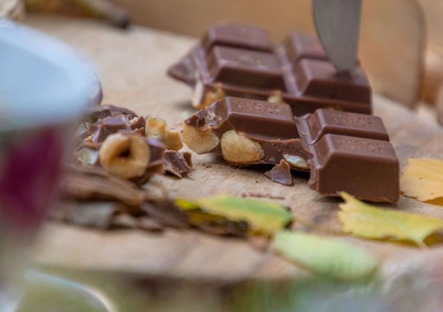 俄中两国巧克力市场出现萎缩