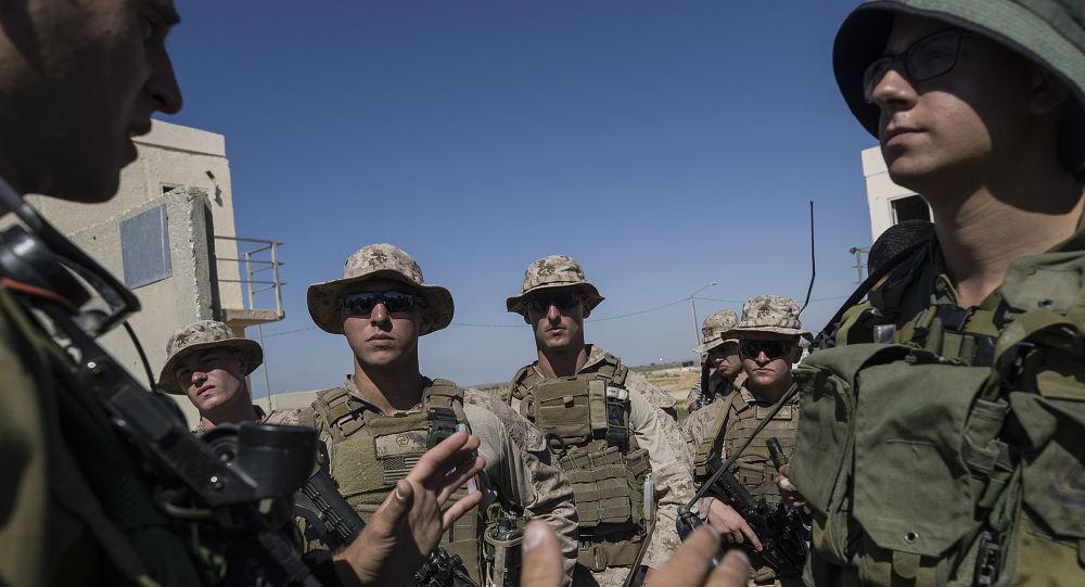 美海军陆战队(资料图片)