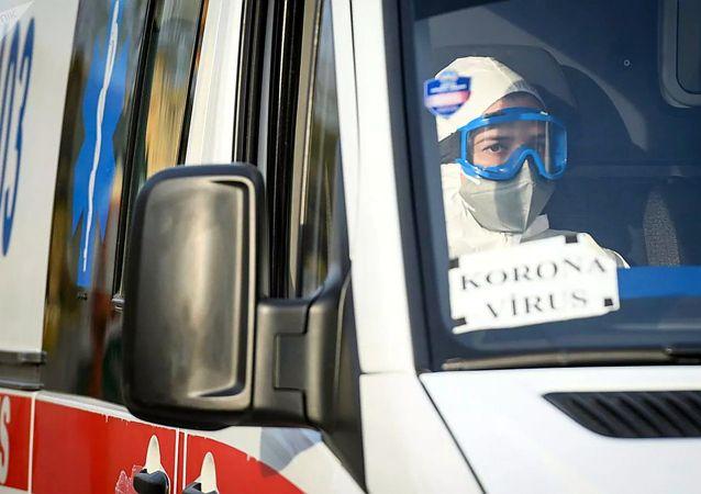 阿塞拜疆救护车