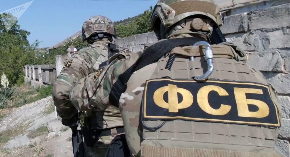 俄联邦安全局:巴什科尔托斯坦一名居民因策划恐袭被拘留