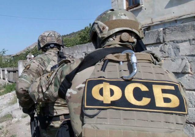 一中亚男子试图在莫斯科实施恐怖袭击 已被击毙