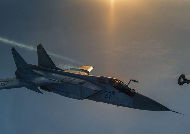 俄米格-31战机