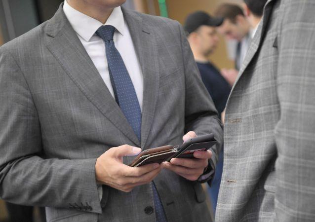 专家谈到能控制智能手机的密码
