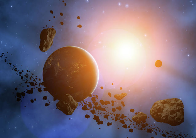 近三天20多颗小行星将飞近地球