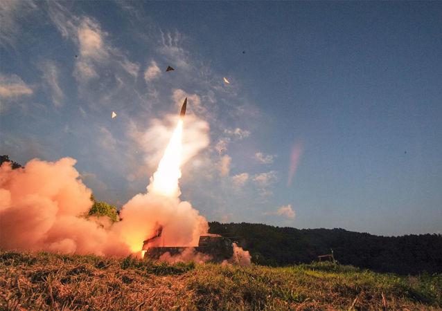 韩国与美国达成协议解除火箭固体燃料使用限制