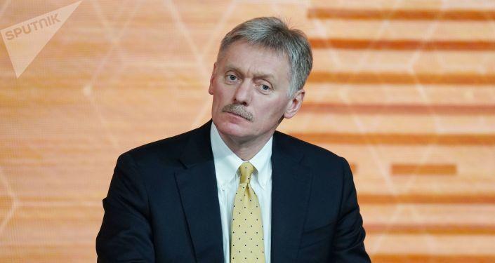 克宫:俄罗斯公民在白俄罗斯无故被扣与两国联盟关系不符