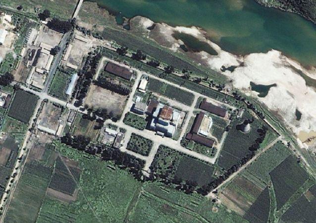 朝鲜宁边核试验场