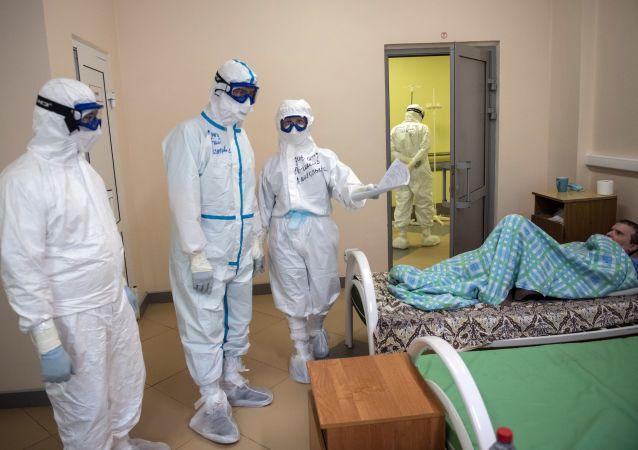 俄病毒学家估计冠状病毒感染者对周围人的危险性