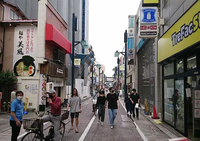 日本政府:日本经济在新冠病毒背景下经历史无前例的衰退