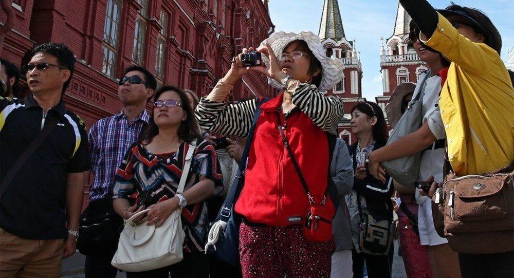 俄专家:俄罗斯中文讲解器数量越来越多