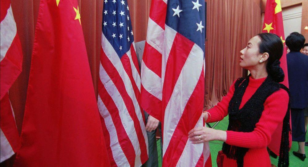 中国外交部回应美议员指责中国进行间谍活动:美国才是名副其实的窃密帝国
