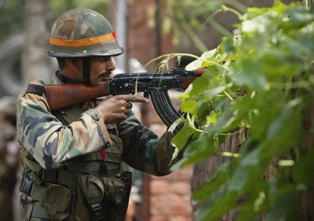 报告:印度将在中国边境部署35000名士兵