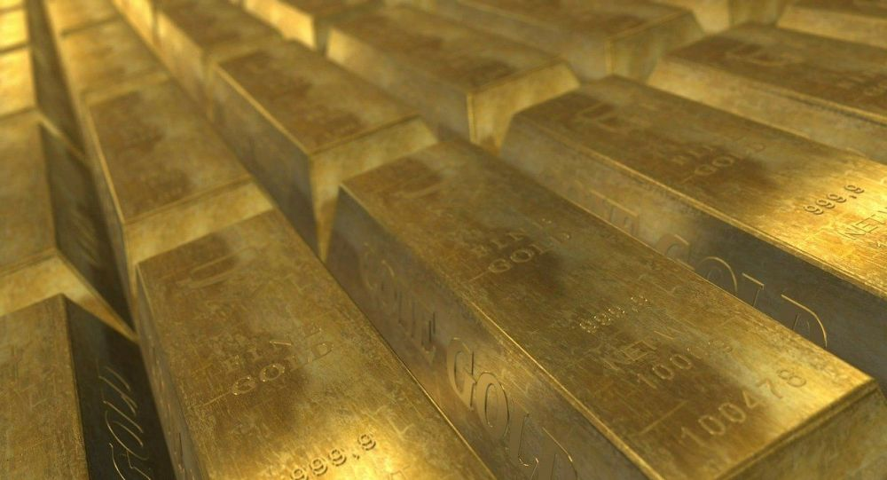 黄金期货价格一度突破2000美元关口