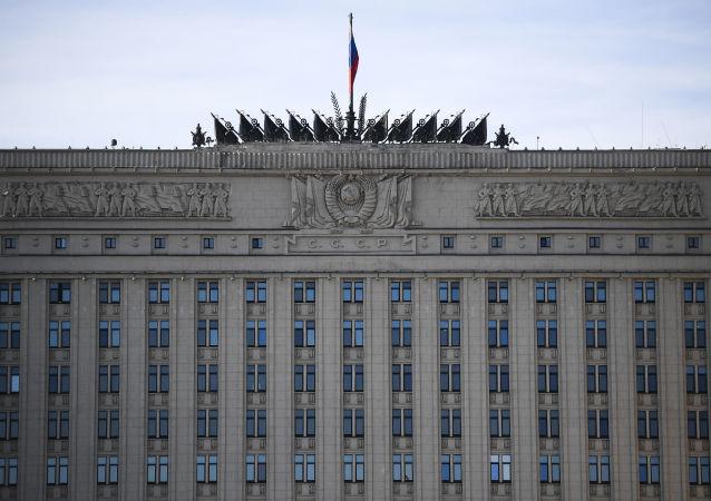 特朗普政府准备对俄罗斯国防部实施制裁