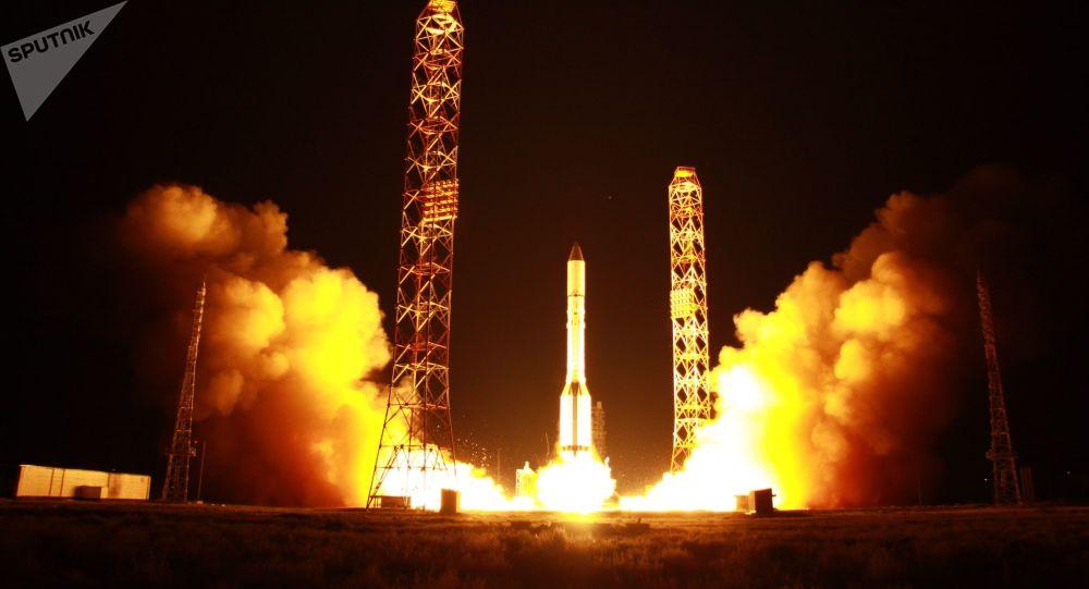 俄Ekspress-80和Ekspress-103通讯卫星已被成功送入轨道