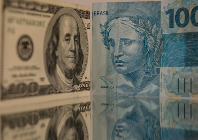 巴西发现创纪录的外国资本外流
