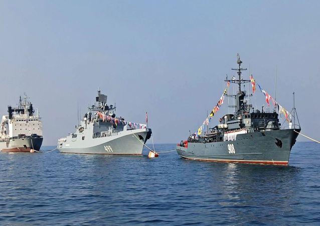 塔尔图斯俄海军