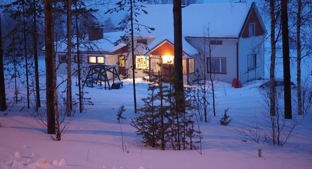 芬兰居民创造购买别墅的记录