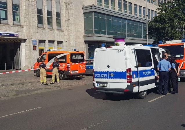 柏林购物中心袭击事件伤者人数增至12人