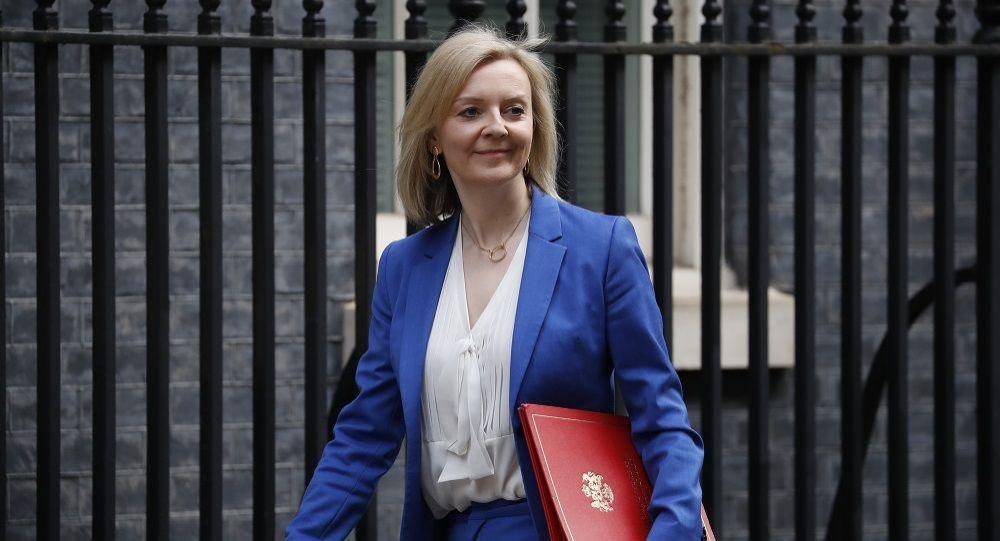 英国国际贸易大臣特拉斯