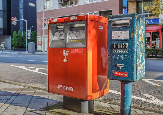 日本如同美国一样也收到来自中国的神秘邮包