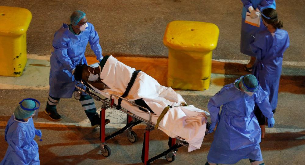 全球新冠病毒感染死亡病例数量已经超过100万例