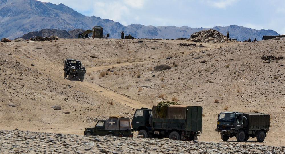 印度要求中国从拉达克全面撤军