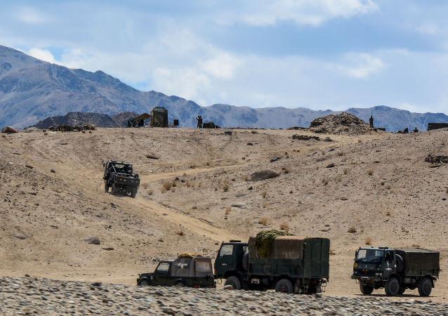 印军7日再次非法越线挑衅 中方被迫采取应对措施