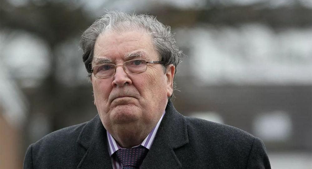 北爱尔兰政治家、诺奖获得者休姆