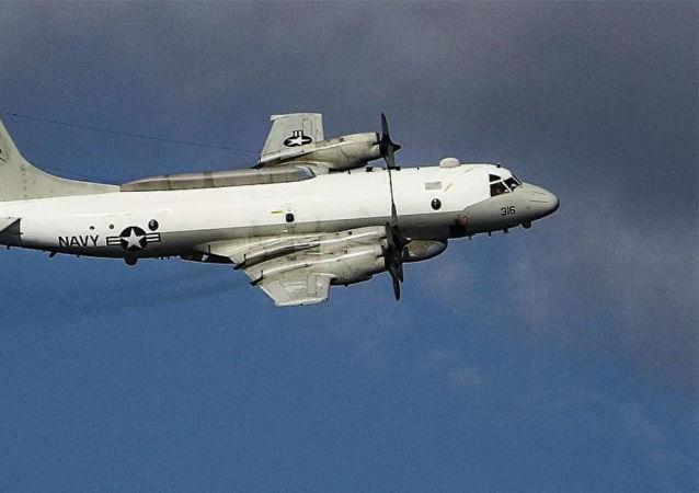 美国Lockheed EP-3E侦察机