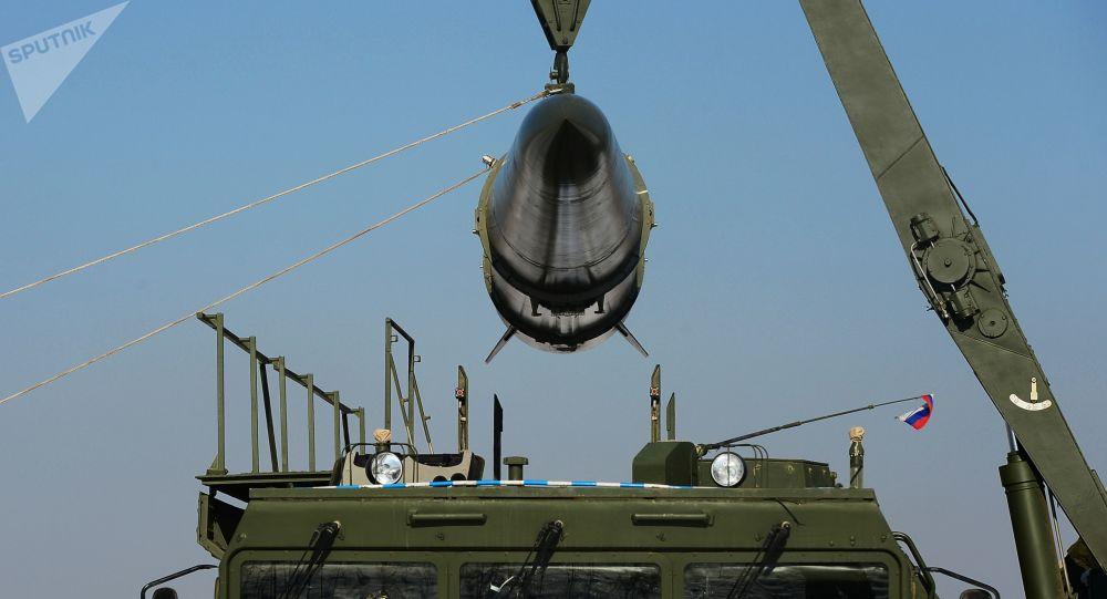 俄将在阿斯特拉罕州举行包括伊斯坎德尔导弹系统在内的演习