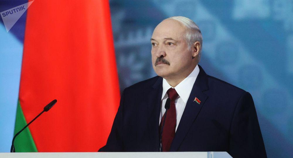 卢卡申科表示必须和美国和中国在IT领域进行战略合作