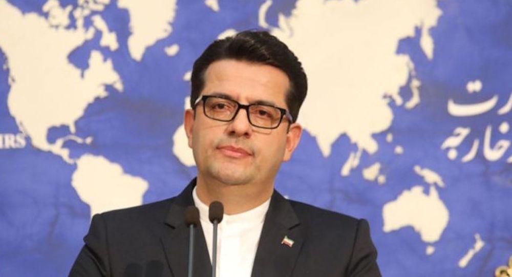 伊朗外交部:美国是想通过与库尔德人签订合同的方式掠夺叙利亚